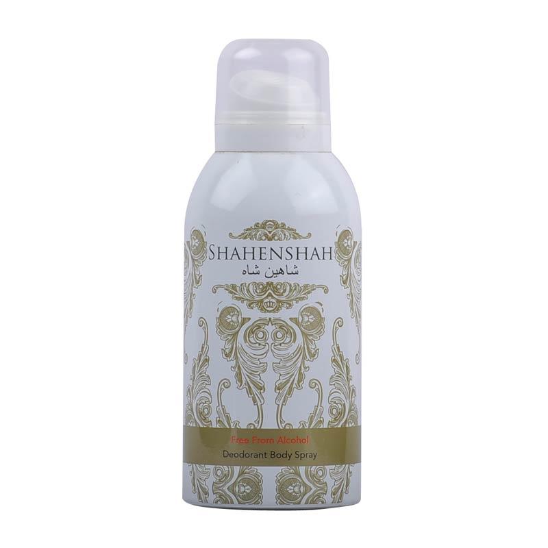 JBJ Shahenshah White Alcohol Free Deodorant