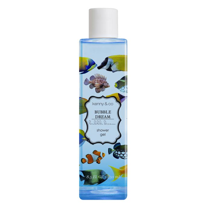 Kenny and Co. Bubble Dream Shower Gel