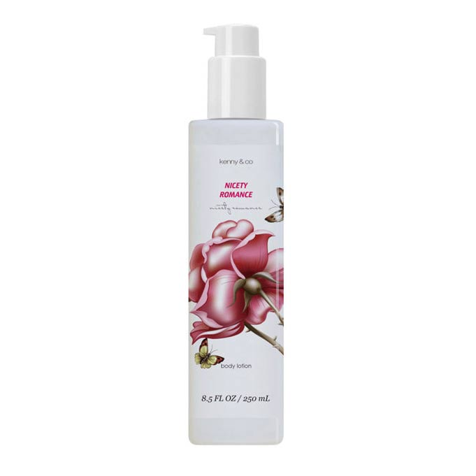 Kenny and Co. Nicety Romance Body Lotion