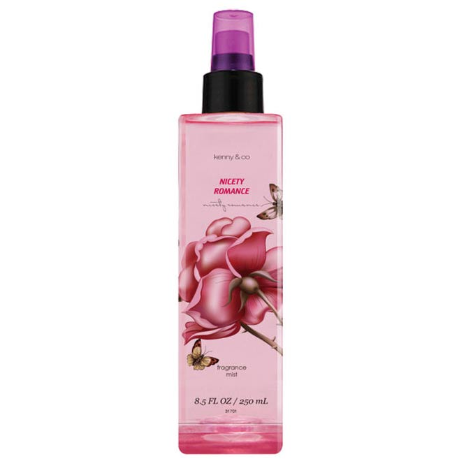 Kenny and Co. Nicety Romance Body Mist