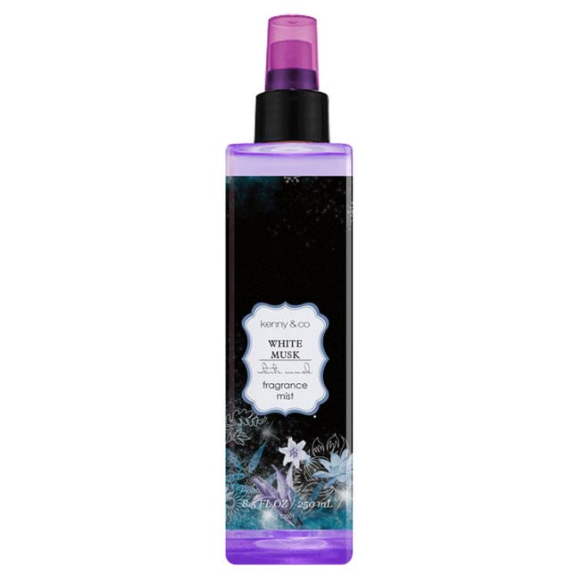 Kenny and Co. White Musk Body Mist