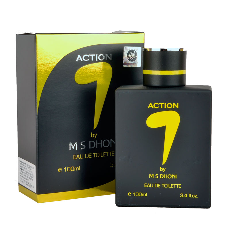 7 by MS Dhoni Action EDT Perfume Spray