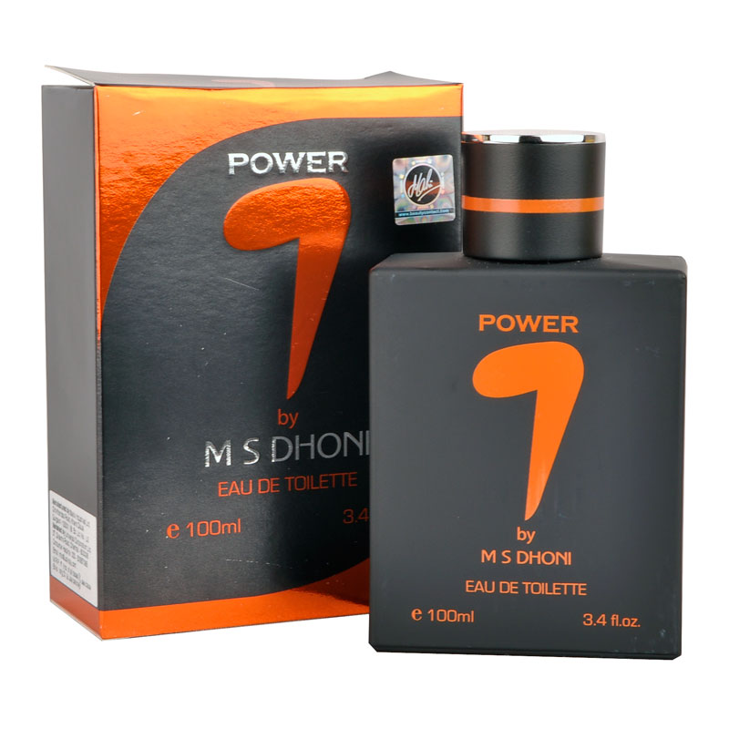 7 by MS Dhoni Power EDT Perfume Spray