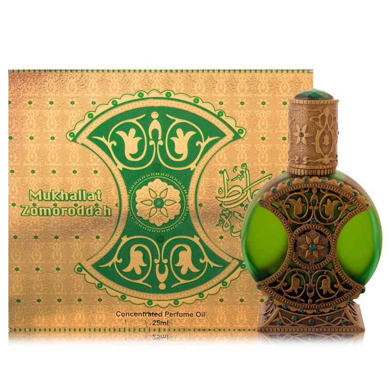 Mukhallat Zomoroddah Imported Attar Oil