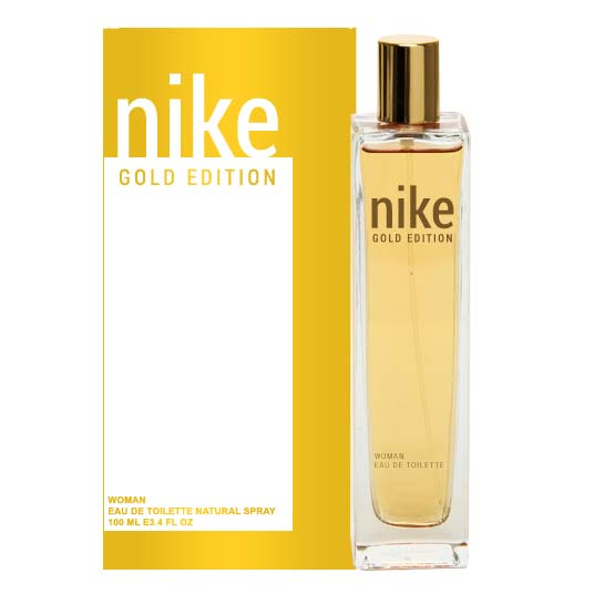 Nike Gold Edition Femme Perfume