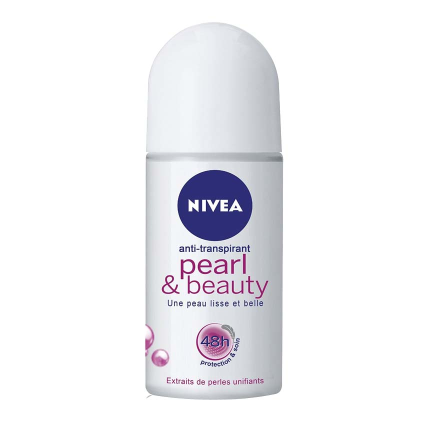 buy online nivea pearl and beauty anti perspirant roll on