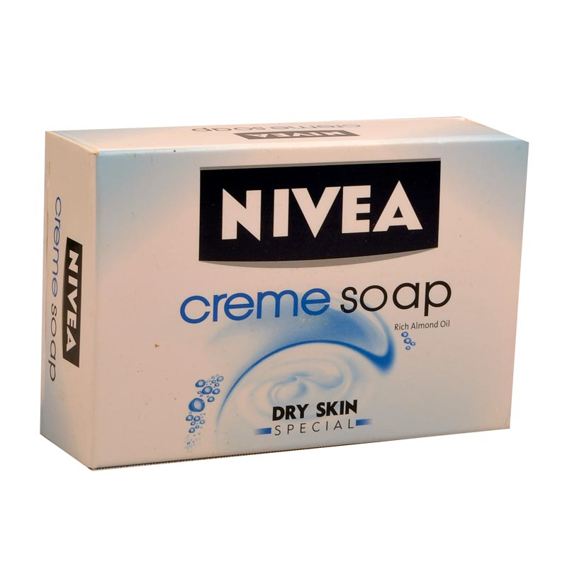 Nivea Almond Oil Rich Crème Soap