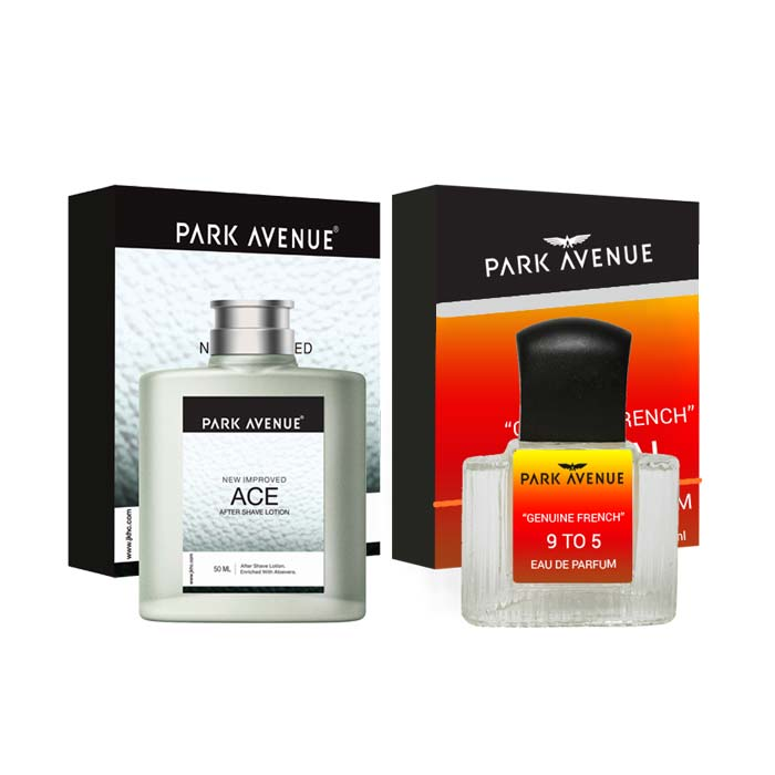 Park Avenue 9 To 5 Perfume And Ace Aftershave Combo