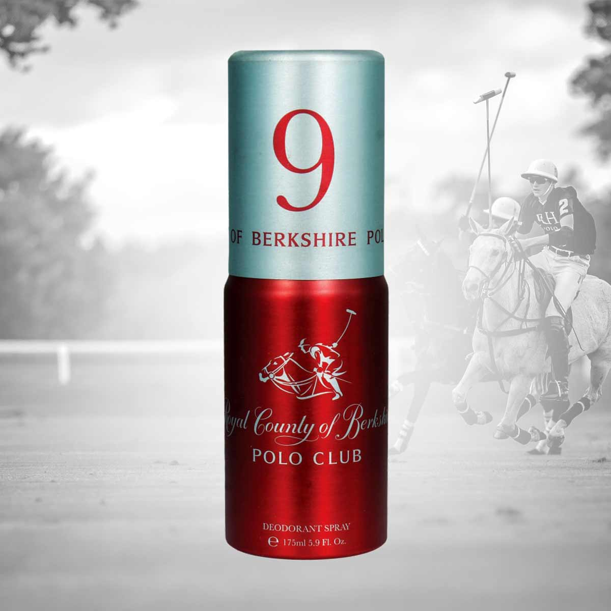 Royal County Of Berkshire Polo Club No 9 Deodorant Spray