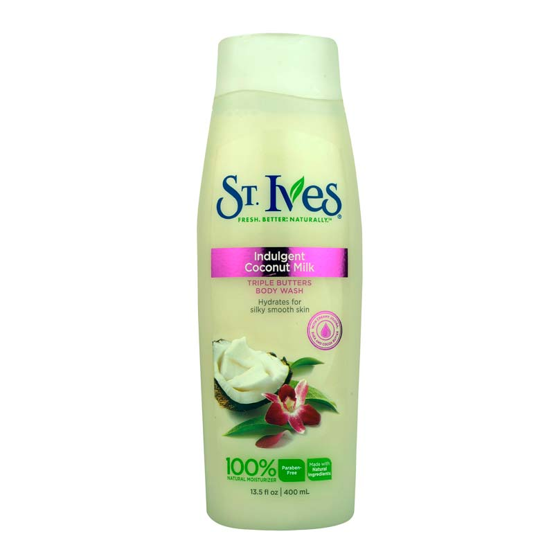 St ives indulgent coconut milk body wash