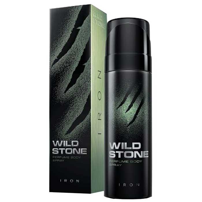 Wild Stone Iron No Gas Deodorant