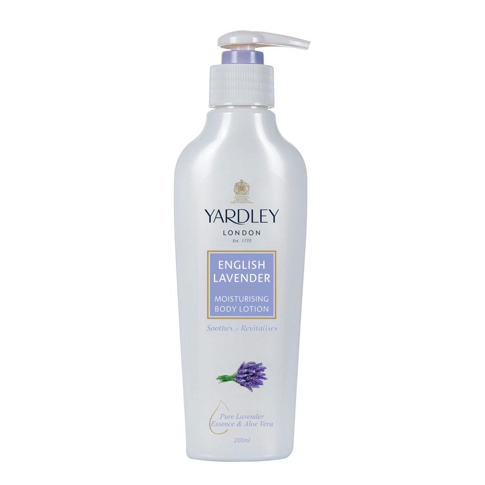 Yardley English Lavender Moisturising Body Lotion