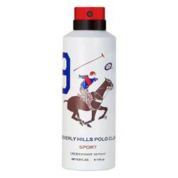 Beverly Hills Polo Club Sport No. 9 Deodorant