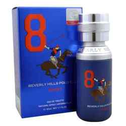 Beverly Hills Polo Club Sport No. 8 EDT