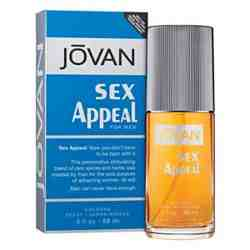 Jovan Sex Appeal Cologne