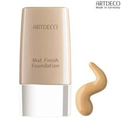 Artdeco Matt Finish Foundation Deep Honey -MFF38