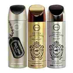 Armaf Tag Him, Derby Club House Belmont, Derby Club House Ascot Pack of 3 Deodorants