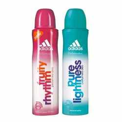 Adidas Fruity Rhytm Pure Lightness Pack of 2 Deodorants