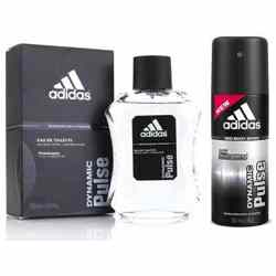 Adidas Dynamic Pulse Perfume And Deodorant Combo