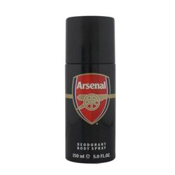 Arsenal Black Deodorant Spray