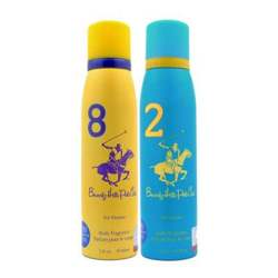 BHPC Sport 8 And 2 Pack Of 2 Lasting Deodorants