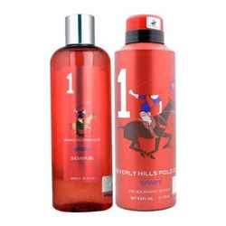 BHPC Sport No 1 Shower Gel and Deodorant
