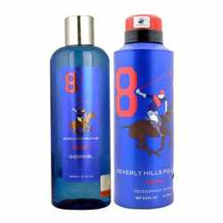 BHPC Sport No 8 Shower Gel and Deodorant