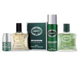BRUT Original Deodorant, Roll On, After Shave And Perfume