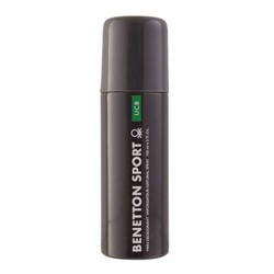 United Colors Of Benetton Sport Grey Water Base Deodorant