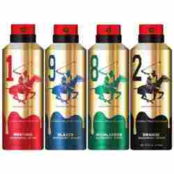 Beverly Hills Polo Club Gold Edition Pack of 4 Deodorants