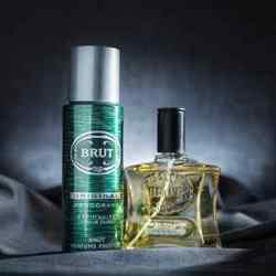Brut Green Original Eau De Toilette Perfume And Deodorant Combo