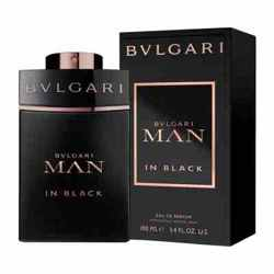 Bvlgari Man In Black EDT Perfume Spray