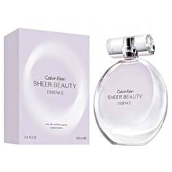 Calvin Klein Sheer Beauty Essence EDT Perfume Spray