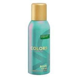 Colors De Benetton Blue Deodorant Spray