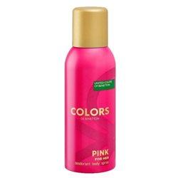 Colors De Benetton Pink Deodorant Spray
