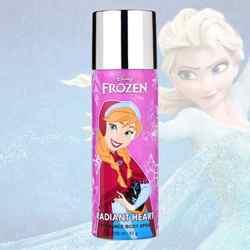 Disney Frozen Radiant Heart Deodorant Spray