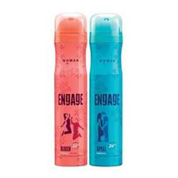 Engage Spell, Blush Pack of 2 Deodorants
