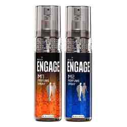 Engage M1 M2 Value Pack of 2 Perfumes