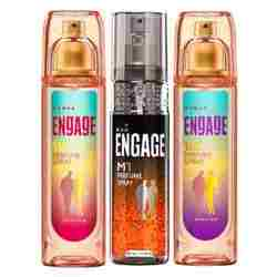 Engage M1 W1 W2 Value Pack of 3 Perfumes