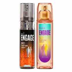 Engage M1 W2 Value Pack of 2 Perfumes