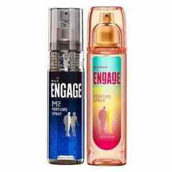 Engage M2 W1 Value Pack of 2 Perfumes