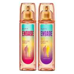 Engage W1 W2 Value Pack of 2 Perfumes