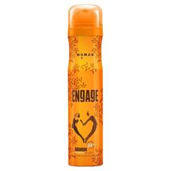 Engage Abandon Deodorant Spray