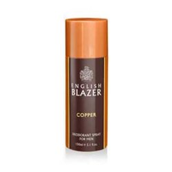 English Blazer Copper Deodorant Spray