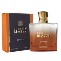 English Blazer Copper EDT Perfume Spray