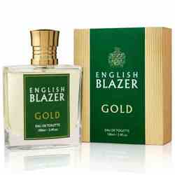 English Blazer Gold EDT Perfume Spray