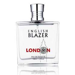 English Blazer London Unboxed EDT Perfume Spray