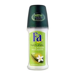 Fa Natural and Fresh Jasmine Anti-Perspirant Deodorant Roll On