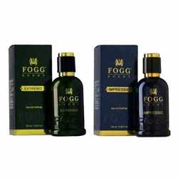 Fogg Impressio And Extremo Pack Of 2 Eau De Perfume Spray