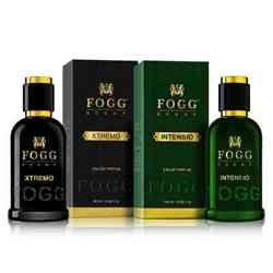 Fogg Intensio And Extremo Pack Of 2 Eau De Perfume Spray